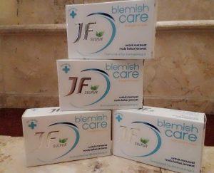 JF Sulfur Blemish Care Produk penghilang bekas jerawat