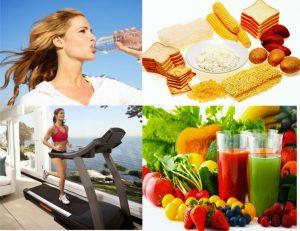 Menerapkan Gaya Hidup Sehat