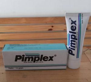 Pimplex Krim Sulfur Anti Jerawat